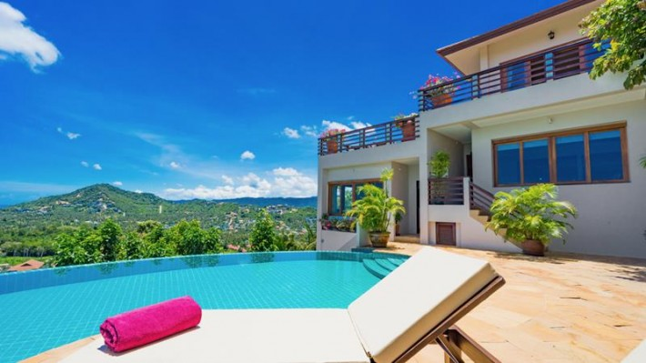 KOH SAMUI PROPERTY - STUNNING SEA VIEWS