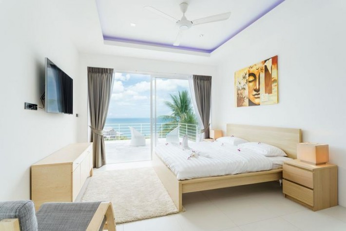 S1334: KOH SAMUI - 2 VILLAS 8 BEDROOMS FOR SALE