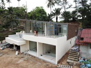 S421: KOH SAMUI VILLA FOR SALE WITH 2 YEARS GUARANTEED 6% ROI NET
