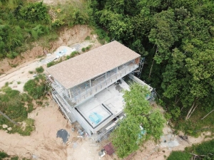 S423: KOH SAMUI VILLA FOR SALE WITH 2 YEARS GUARANTEED @6% NET
