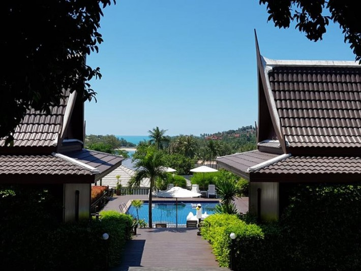 S1447: TRADITIONAL KOH SAMUI VILLAS FOR RENT