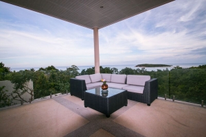 S560: LUXURY KOH SAMUI SEA VIEW VILLA FOR SALE & RENT