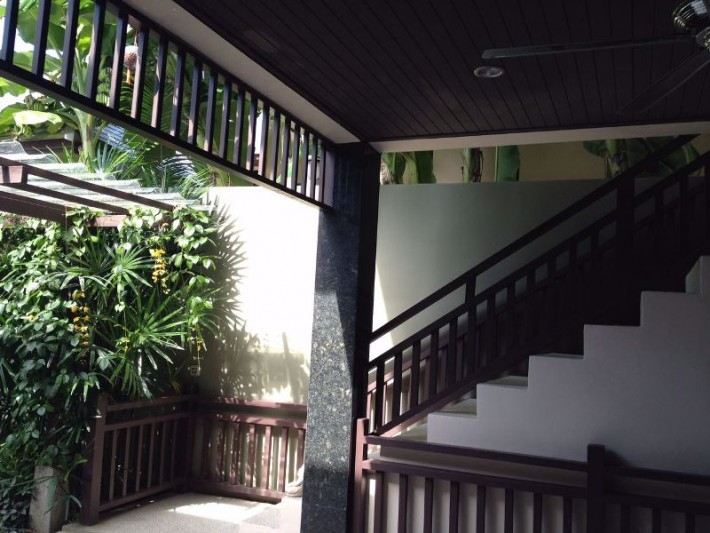 S1267: KOH SAMUI VILLA IN PEACEFUL SURROUNDINGS FOR SALE & RENT
