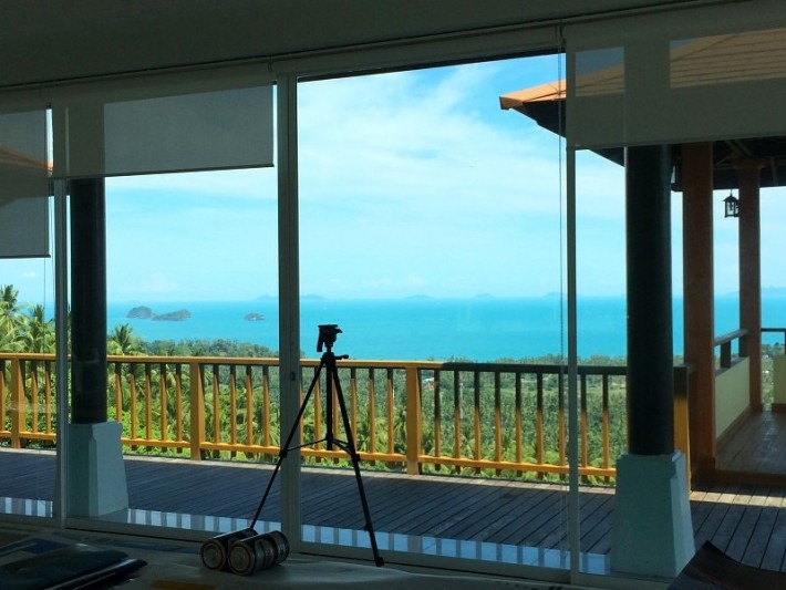 S949: SAMUI VILLAS - 200 DEGREE AMAZING VIEWS