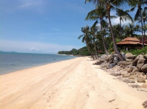 S1134: KOH SAMUI VILLA FOR SALE A FEW STEPS TO THE BEACH