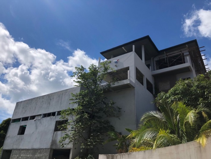 S1508: SAMUI VILLA TO BE COMPLETED - STRUCTURE ONLY