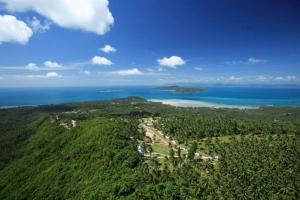 S1113: KOH SAMUI LAND PLOTS FOR SALE IN EXCLUSIVE HILLSIDE ESTATE