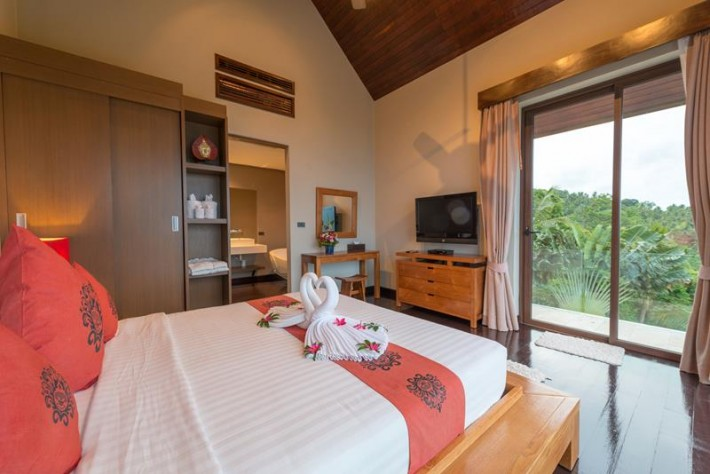 S873: LUXURY SEA VIEW KOH SAMUI VILLA FOR RENT