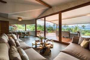 KOH SAMUI PROPERTY - UNIQUE VILLA WITH SEA VIEWS