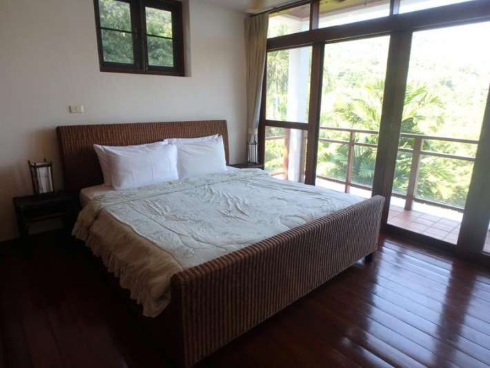 S424: SEA VIEW KOH SAMUI VILLA FOR RENT