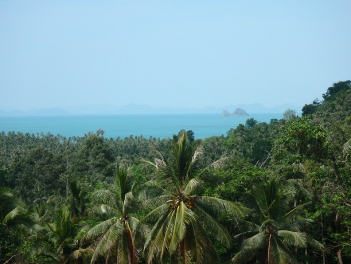 S1089: 6.32 RAI SEA VIEW KOH SAMUI LAND PLOT FOR SALE