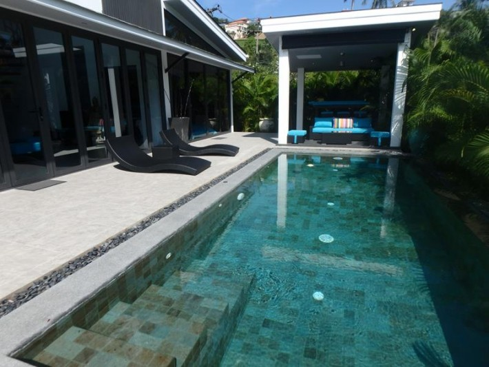 S1249: KOH SAMUI VILLA FOR RENT CLOSE TO THE BEACH