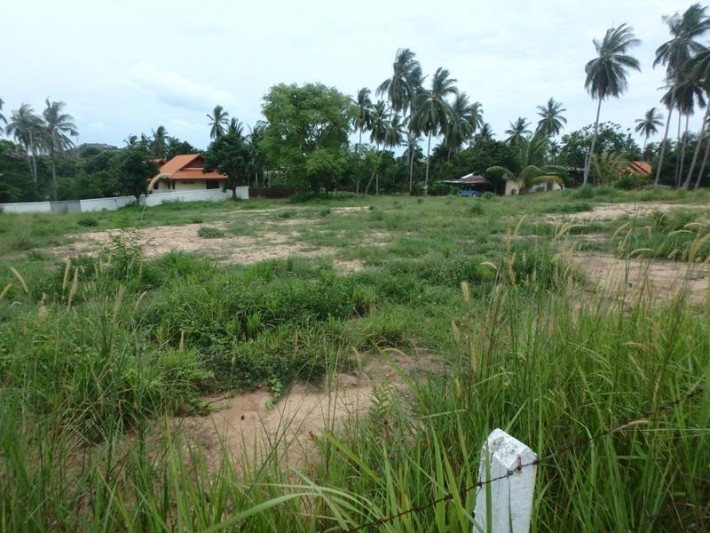 S1421: 2 RAI FLAT LAND FOR SALE