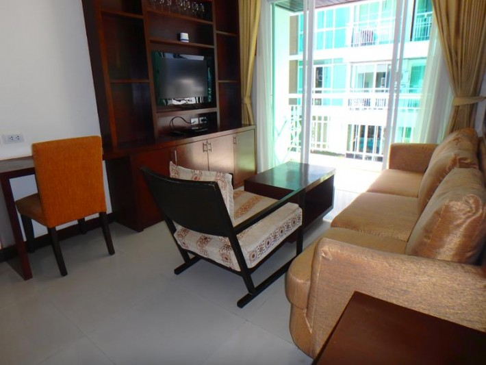 S167: 1 BED APARTMENT IN RESORT