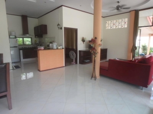 S1298: KOH SAMUI VILLA FOR RENT IN PEACEFUL LOCATION