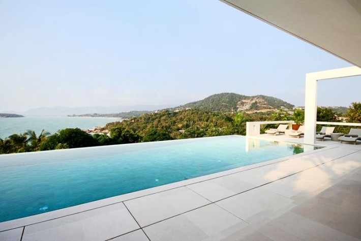 S568: LUXURY KOH SAMUI VILLA FOR SALE IN SECURE MANAGED ESTATE