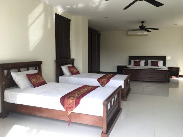 S1464: 4 BEDROOM KOH SAMUI VILLA FOR RENT