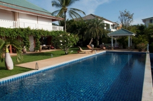 S1509: BREATHTAKING SEA VIEW KOH SAMUI VILLA FOR SALE