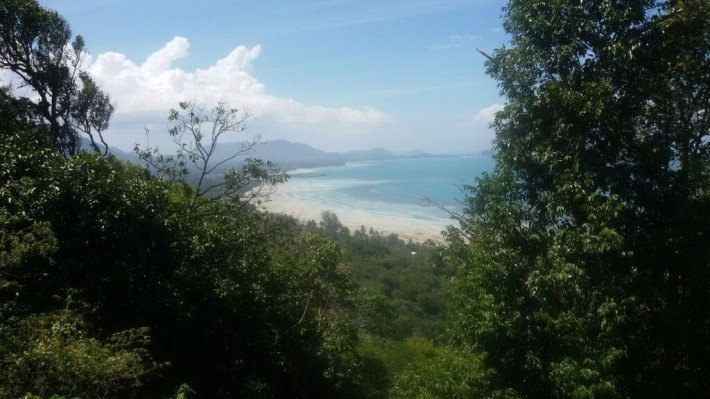 S1528: KOH SAMUI SEA VIEW LAND IDEAL FOR DEVELOPMENT
