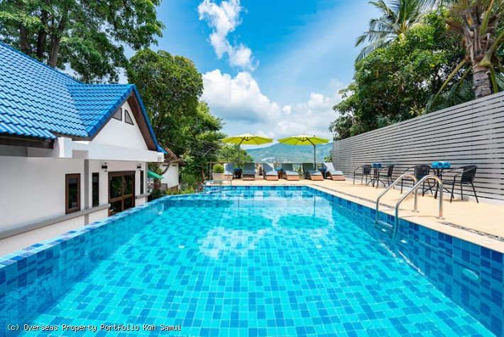 S152: KOH SAMUI INVESTMENT APARTMENTS FOR SALE
