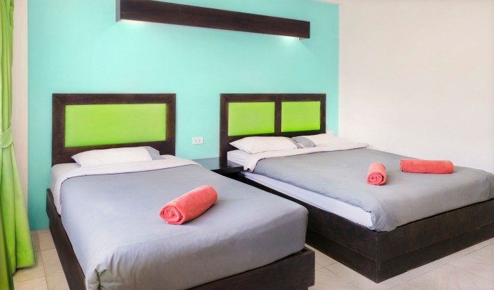 S1531: 40 BEDROOM KOH SAMUI HOTEL IN TOURIST AREA
