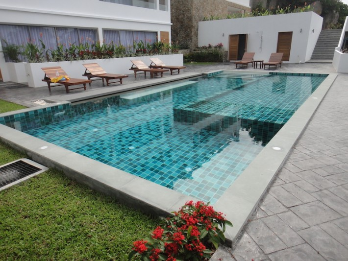 S1540: KOH SAMUI SEA VIEW APARTMENT FOR RENT IN LAMAI