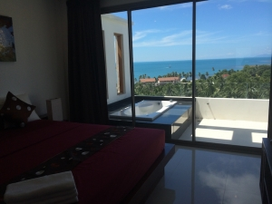 Sea View Koh Samui Apartment for Rent in Lamai