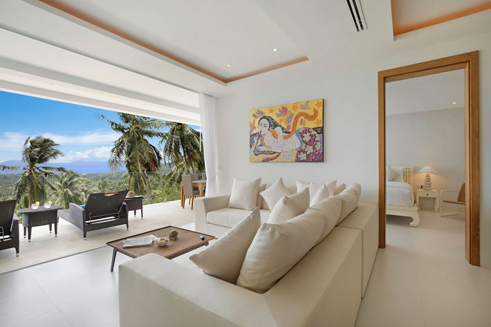 S1544: STUNNING KOH SAMUI APARTMENTS WITH SEA VIEWS