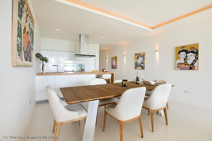 S1546: EXCLUSIVE KOH SAMUI PENTHOUSE APARTMENT WITH PANORAMIC VIEWS