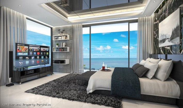 S1553: 6 -7.8% ROI: AMAZING SEA VIEW VILLA