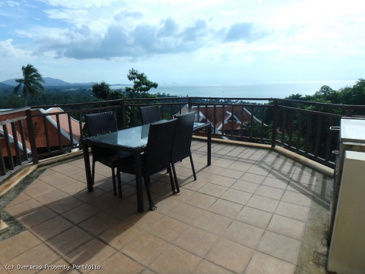 S1556: LUXURY KOH SAMUI VILLA FOR SALE WITH STUNNING VIEWS