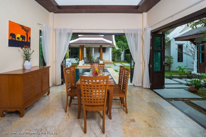S1557: KOH SAMUI VILLA NEAR THE BEACH