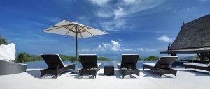 S1573: STUNNING MODERN KOH SAMUI VILLA FOR SALE WITH SEA VIEWS