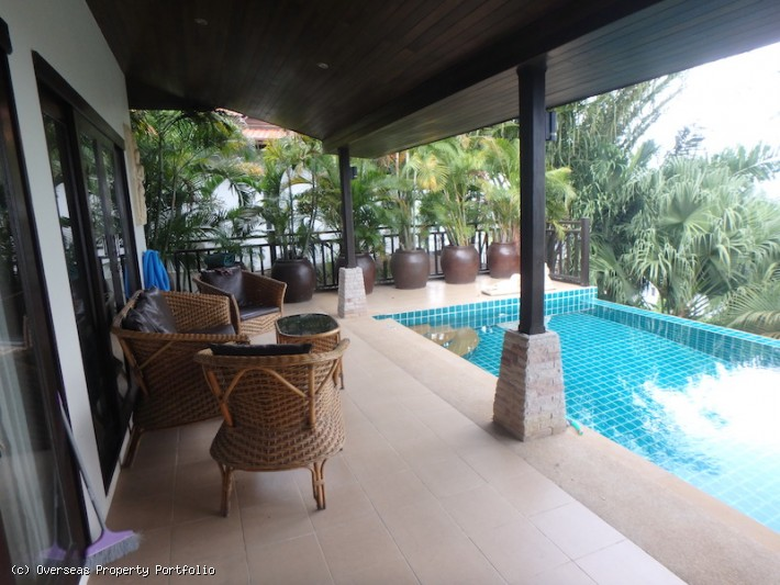 S1589: AFFORDABLE SEA VIEW KOH SAMUI VILLA FOR SALE & RENT