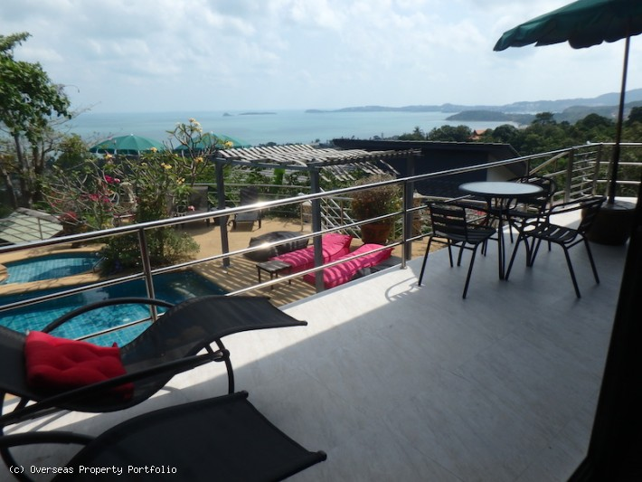 S1610: 12 BEDROOM KOH SAMUI RESORT IN GREAT LOCATION