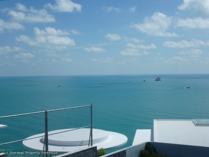 S1631: 3 KOH SAMUI VILLAS FOR SALE - IDEAL INVESTMENT