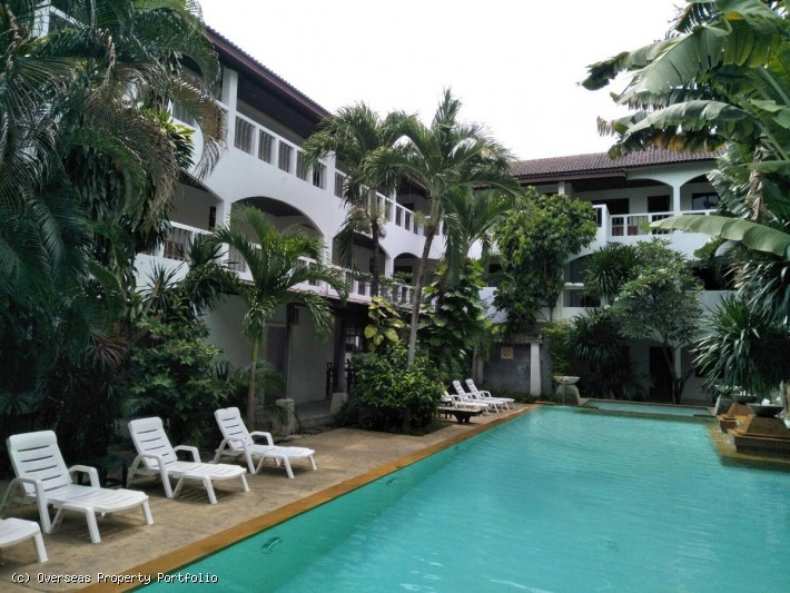 S1648: KOH SAMUI HOTEL NEAR THE BEACH FOR SALE