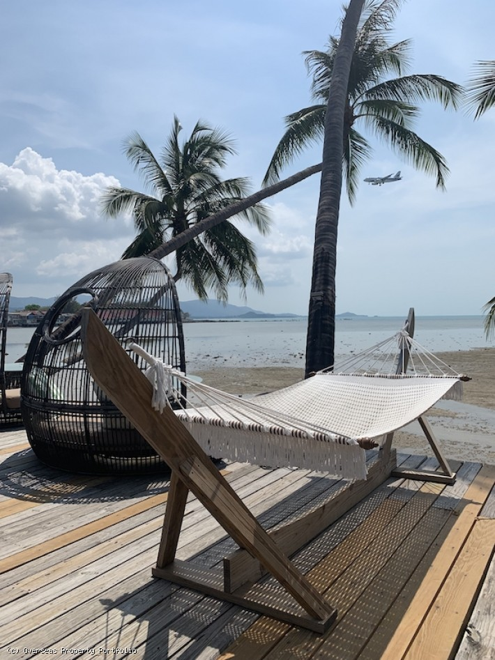 S1652: KOH SAMUI BEACHFRONT LUXURY RESORT FOR SALE