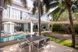 S1656: KOH SAMUI VILLA FOR SALE IN QUIET LOCATION