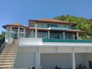 S1659: STUNNING KOH SAMUI VILLA FOR SALE WITH AMAZING SEA VIEWS
