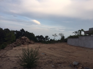 S1670: KOH SAMUI SEA VIEW LAND PLOT FOR SALE