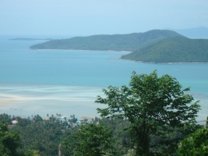 S1681: 43,78 RAI KOH SAMUI LAND WITH SEA VIEWS FOR SALE