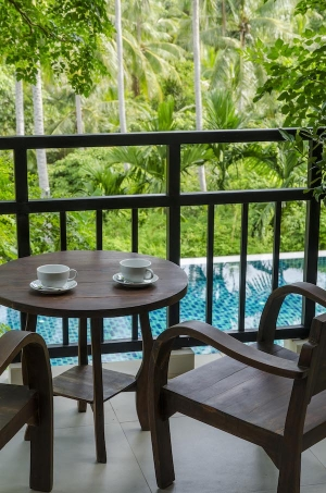 S1683: KOH SAMUI APARTMENT FOR RENT IN GREAT LOCATION