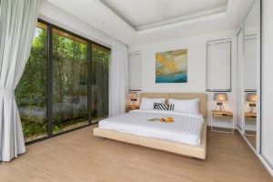 S1691: KOH SAMUI VILLA FOR RENT ONLY 400 METERS FROM THE BEACH