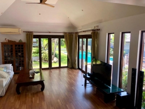 S1692: KOH SAMUI VILLA FOR SALE IN GREAT LOCATION