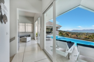 S1698: KOH SAMUI VILLA WITH STUNNING SEA VIEWS FOR SALE