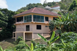 S1709: RENOVATION PROJECT - KOH SAMUI VILLA FOR SALE WITH SEA VIEWS