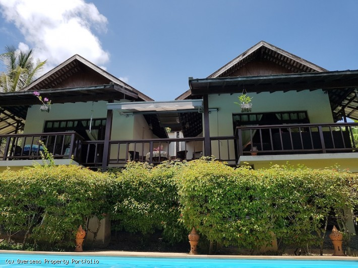 S1710: PEACEFUL KOH SAMUI VILLA FOR SALE AND RENT