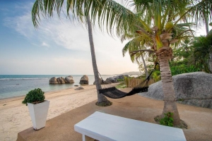 S1723: KOH SAMUI BEACHFRONT HOTEL & VILLA FOR SALE