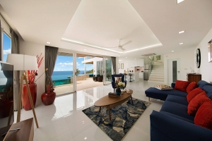 S1731: SEA VIEW KOH SAMUI VILLA FOR SALE - GREAT RENTAL INVESTMENT